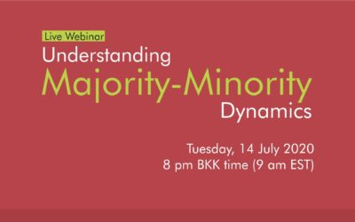 [Event] Webinar: Understanding Majority and Minority Dynamics