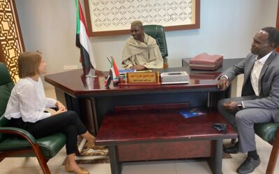 Network Signs MoU with Sudan Ministry for Religious Affairs and Endowments
