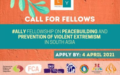 ALLY Fellowship on Peacebuilding and Preventing Violent Extremism