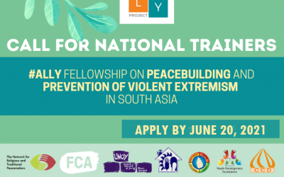 National Trainer for ALLY Fellowship Programme
