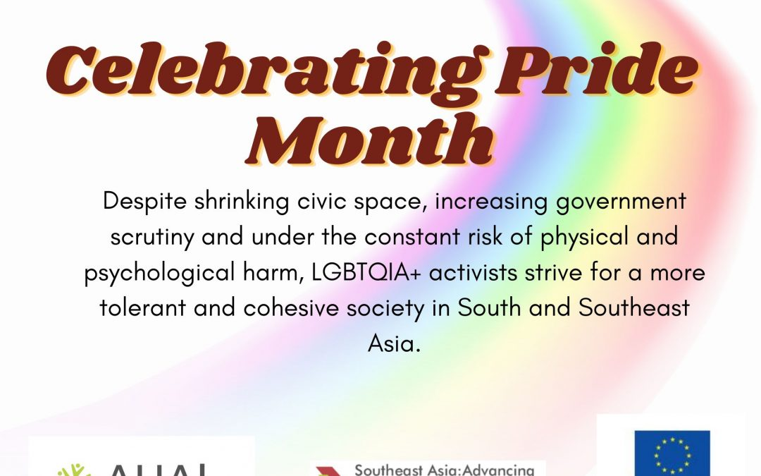 Celebrating Pride Month: Breaking Stereotypes of Transgender Individuals in Pakistan
