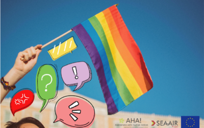 Promoting LGBTQI+ voices, Community Based Organizations, and Women Peacebuilders