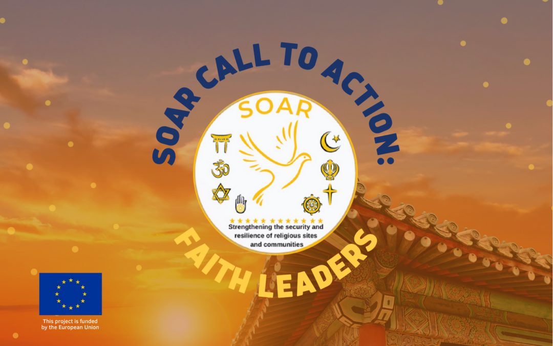 Survey: SOAR Project Seeks Input on Security Concerns in Houses of Worship