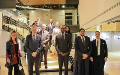 Minister of Foreign Affairs Finland Holds Consultation on the Sahal